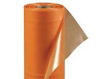 """Пленка оранжевая стабилизированная 24 месяца """"Интерком-М"""" (80 мкм, 6х50 м), фото 1"""