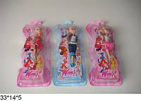 Кукла 6001-1/2/3 Winx, 6 видов