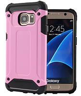 Чехол SGP для Samsung Galaxy J5 J510 2016 противоударный Розовый