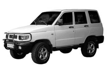 Автомобильные стекла для УАЗ 3160