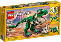 LEGO® Creator ГРОЗНЫЙ ДИНОЗАВР 31058