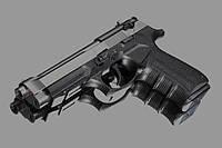 Стартовый пистолет Stalker (Zoraki) 918 s Black Matte