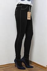 Лосины женские Джинс 9503 (уп. 4 шт) , фото 2