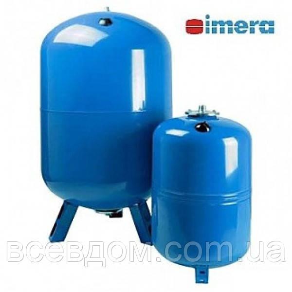 Гидроаккумулятор вертикальный Imera VAV 100 (с ножками)
