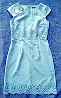 Платье женское с перфорацией 44-46р