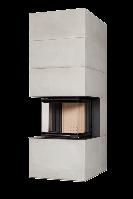Теплоакумулюючий камін Brunner BSK 10 Panorama 42/42/42/42