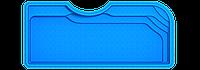 Бассейн Фаворит Корсика 8,4х3,8х1,6 м серии Стандарт, фото 1