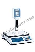 Весы торговые электронные Планета Весов™ 50 кг 818D