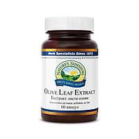 Бад NSP Olive Leaf Extract  Экстракт листьев оливы НСП 60 капсул по 585 мг