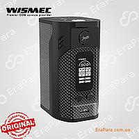 Бокс мод Wismec Reuleaux RX 300 Full Carbon (Black)