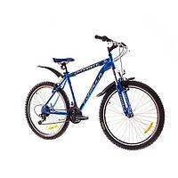 "Велосипед 26"" Formula DYNAMITE AM 14G  Vbr  рама-16"" St ST-EF51 синий  2016"