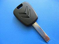 Citroen - заготовка ключа под чип, HU83