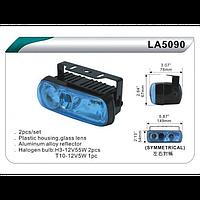 Фары дополнительные DLAA 5090 W/2хH3-12V55W/149*54mm