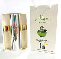 Набор духов 45ml Nina Ricci Green Apple
