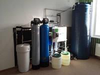 Пункт розлива и продажи питьевой воды в тару потребителя Здорова Вода™