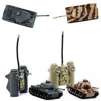 _Танк аккумуляторный р/у 529 (набор 2 шт) Танковый бой