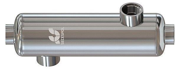 Теплообменник трубчатый нагреватель Кожухотрубный теплообменник Alfa Laval Cetecoil 2150-H Пушкино