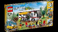 LEGO® Creator ОТДЫХ НА КАНИКУЛАХ 31052