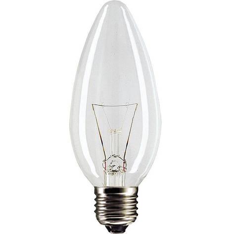 Лампа ЛЗП Volta/Искра В36 230B 60Вт Е14 , фото 2