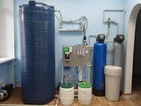 Пункт доочистки и продажи питьевой воды