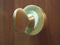 Накладка дверная Doganlar wc золото