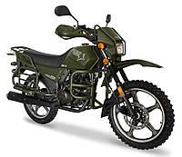 Мотоцикл Shineray  XY 200 Intruder Зеленый