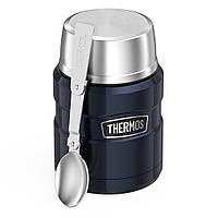 Термос пищевой с ложкой фирмы Termos 9 часов