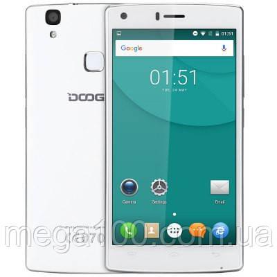 """Смартфон DOOGEE X5 Max White(""""5, 3G, 1/8 памяти, батарея 4000 мА/ч )"""