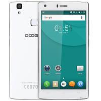 """Смартфон DOOGEE X5 Max White(""""5, 3G, 1/8 памяти, батарея 4000 мА/ч ), фото 1"""