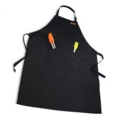 Фартух кухаря чорного кольору