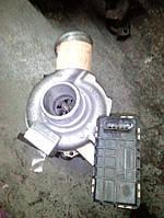 ТУРБИНА MERCEDES SPRINTER 2.2 CDI С 200.6 Г