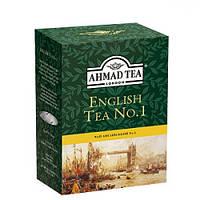 Черный чай Ahmad English №1 200 грам