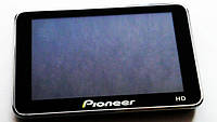 "5"" GPS навигатор Pioneer HD - 4Gb + FM+AV-in+Bluetoth"