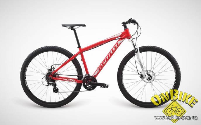 "Велосипед 29"" Apollo Xpert 10 L Matte Black / Matte Lime / Matte Blue, фото 2"