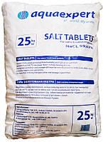 Таблетированная соль для систем водоочистки Ecosoft 25 кг
