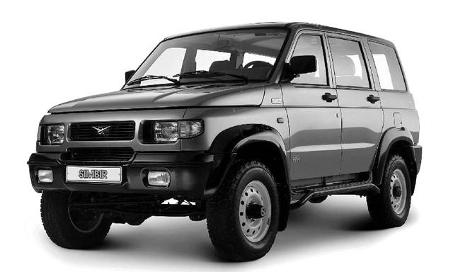 Автомобильные стекла для УАЗ 3162