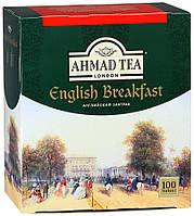 AHMAD ENGLISH BREAKFAST 100 пакетиков
