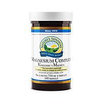Бад NSP Magnesium complex Магний Хелат НСП 100 капсул по 830 мг