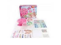 Детский набор для маникюра с наклейками
