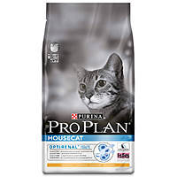 Сухой корм для кошек Purina Pro Plan Adult Housecat Chicken&Rice 10 кг