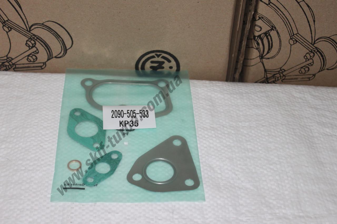 Прокладки турбокомпрессора Opel Agila A 1.3 CDTI
