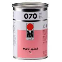 Mara Speed SL для печати по полистиролу, самоклеящимся плёнкам из ПВХ, твёрдому ПВХ, ABS/SAN-пластикам, бумаге