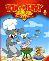 Диск Том и Джерри. Полная коллекция (Том 5) (с034724)