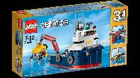 LEGO® Creator МОРСКАЯ ЭКСПЕДИЦИЯ 31045