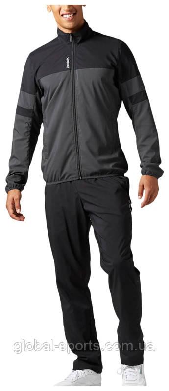 Мужской спортивный костюм Reebok EL TS WOVEN (Артикул  BK6517) - Global  Sport в 109d6865be5