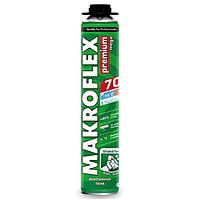Піна монтажна Makroflex PU Pro Premium Mega (всесезонна), 870 мл