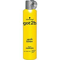 "Got2b freeze Haarlack ""Sprühkleber"" - Лак для волос ""Стальная хватка"", 300 мл"
