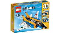 LEGO® Creator РЕАКТИВНЫЙ САМОЛЕТ 31042