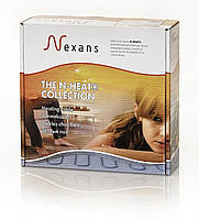 Двожильний нагрівальний кабель  Nexans TXLP/2R 1250/17 (площа обігріву, 7,2-9,1м²)