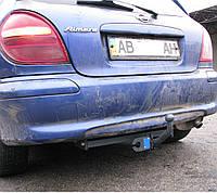 Фаркоп на Nissan Almera N16 хэтчбек (2000-2006) Ниссан Альмера Н16